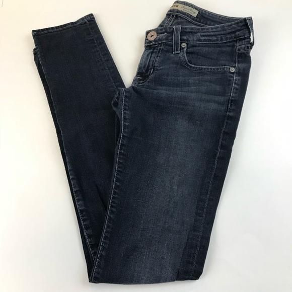 Big Star Denim - Big Star Womens Jeans Size 27L Sweet Skinny Dark